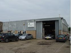 4 Lambwood Hill Industrial Estate, Grazeley