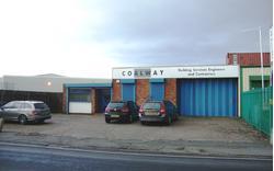 Coalway House, Steelhouse Lane, Wolverhampton, West Midlands