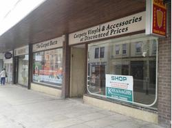 Double fronted retail unit in prime location