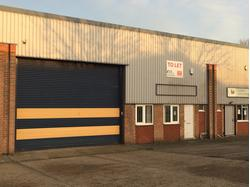 Unit 7, Bishops Road Industrial Estate, off Outer Circle Road, Lincoln LN2 4JZ