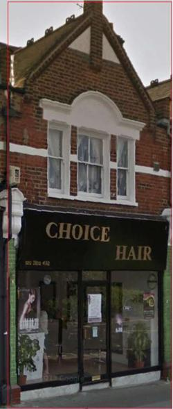 Retail to let on Approach Road, Raynes Park SW20