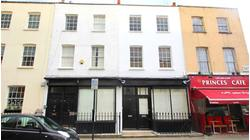 A2 /B1 offices with shop front to let in Bouverie Place , Paddington W2