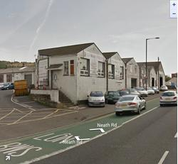Unit 5 CMT Buildings, Neath Road, Swansea, SA1 2LF