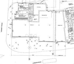Proposed Large Corner Retail Unit - London Road, Croyon, Surrey, CR0 2PA