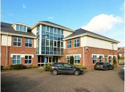SELF CONTAINED OFFICE BUILDING - Grosvenor House, Horseshoe Crescent, Beaconsfield