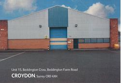 Unit 15 Beddington Cross - Industrial Warehouse Premises