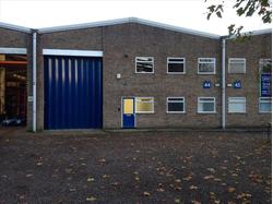 Unit 44, White Lodge Trading Estate, Hall Road, Norwich, NR4 6DG