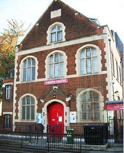 Trinity Centre, Beechwood Road, London, E8 3DY