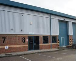 Unit 8 Rushy Platt Industrial Estate, Caen View, Swindon SN5 8WQ
