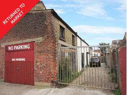Land to the rear of 119 Woolwich Road, Greenwich, London SE10