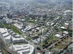 New Mixed-Use Development on Eastside Locks, Birmingham to Let or to Buy