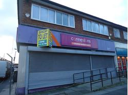 Large Double Fronted Retail Unit / Busy Road / Could be Split into Two Units