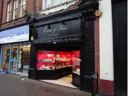 LONG EATON - GROUND FLOOR SHOP - TO LET