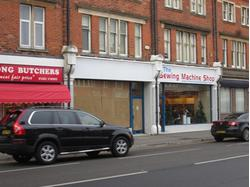 High Street Retail Unit To Let in Winton