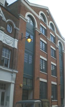 Bramah House, 65-71 Bermondsey Street, SE1