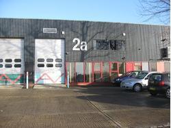 Unit 2A Bessemer Crescent, Rabans Lane Industrial Estate, Aylesbury, HP19 8TF