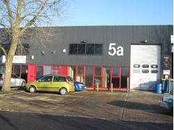 Unit 5A Bessemer Crescent, Rabans Lane Industrial Estate, Aylesbury, HP19 8TF