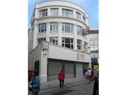 City Centre Retail Unit to Let in Belfast
