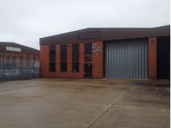 TO LET WAREHOUSE INDUSTRIAL UNIT PARK ROYAL NW10, Unit 5A Oakwood Business Park, Park Royal, NW10