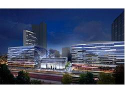 Office Development to Let on Broad Street, Birmingham