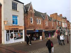 UNDER OFFER - Retail Investment 33-35 Bath Street, Ilkeston, Derbyshire DE7 8AH