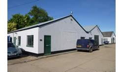 Industrial unit to let in Milton on outskirts of Cambridge