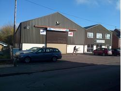 Melbourn industrial unit to let or for sale - part let investment /development opportunity