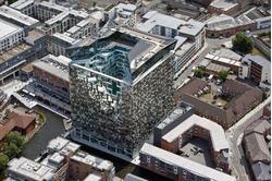 The Cube, Wharfside Street, Birmingham
