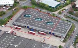 Units P  Q, Griffin Industrial Park, Southampton, SO40 3SH