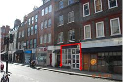 FOR SALE – GROUND AND LOWER GROUND FLOOR (A1/A2) RETAIL PREMISES IN MIDTOWN