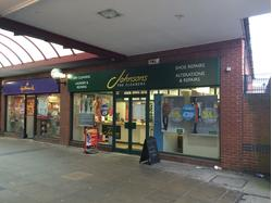 Well Located Retail Unit within the Central Walk Shopping Scheme in Hucknall - 5 Central Walk, Hucknall, Nottinghamshire NG15 7HF