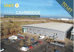 Unit 9 Coldhams Business Park, Cambridge, CB1 3LH