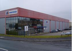 Alpha Building, Wharfedale Road, Euroway Industrial Estate, Bradford, BD4 6SG