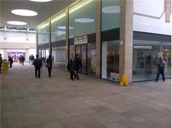 New Retail Unit in St. Nicholas Arcades, Lancaster to Let
