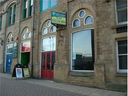 Retail Unit to Let in Huddersfield Town Centre