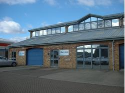 Modern Light Industrial Unit With Offices Unit 2 The Quadrant Royston