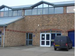 Modern Light Industrial Unit With Offices Unit 4 The Quadrant Royston
