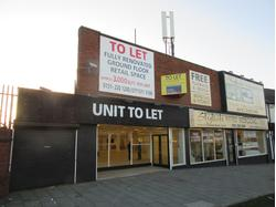 TWO Spacious Ground Floor Retail Units / Approx 2,000 sqft of space per Unit / Close to M62 1905 sq ft - 4273 sq ft