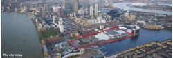Largest Short Term Storage Warehouse & Land, close to the City of London, Isle of Dogs, E14