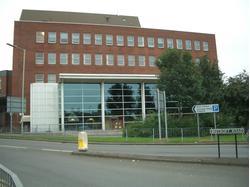 Crown Building, Beecroft Road, Cannock, WS11 1JR