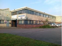 First floor office of c. 400 ft² GIA on an established industrial park in Witton, Birmingham.