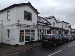 50A/52 High Street, Thames Ditton.  Retail A1 To Let