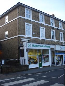 Freehold Shop and Ground Rent Investment For Sale 61 London Road, Sevenoaks Kent TN13 Near Marks and Spencer in Sevenoaks Town Centre