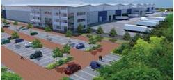 Industrial/Warehouse Design and Build opportunitiy - M1/A1 Central, Wixams, Bedford MK45 3PD