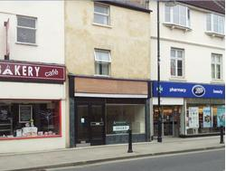 Prime retail unit occupying high street location