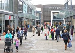 Eagles Meadow Shopping Centre, Wrexham