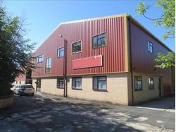 PURPOSE BUILT WAREHOUSE TO LET