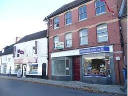 Ground floor lock up shop occupying an attractive market town location