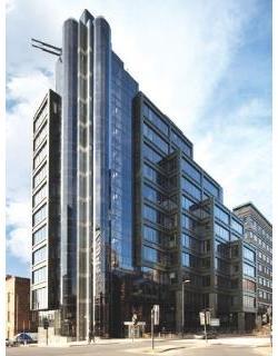 Eagle Building, Bothwell Street, Glasgow, G2