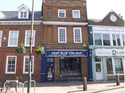 Restaurant/Takeaway Premises in a Prominent High Street Location in Hampton Wick